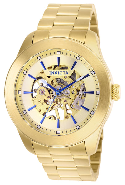 Invicta Men's 25759 Vintage Automatic 3 Hand Gold Dial Watch
