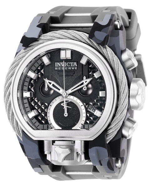 Invicta Men's 26439 Reserve Quartz 3 Hand Titanium Dial Watch