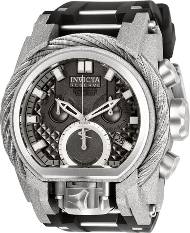 Invicta Men's 26446 Reserve Quartz Multifunction Titanium Dial Watch