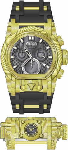 Invicta Men's 26447 Reserve Quartz Multifunction Titanium Dial Watch