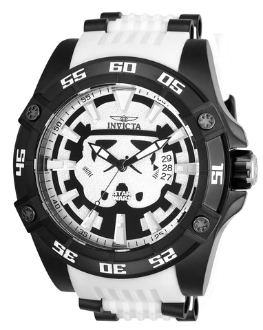 Invicta Men's 26516 Star Wars Automatic Multifunction Black Dial Watch