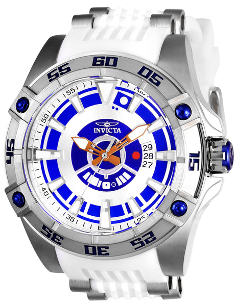Invicta Men's 26520 Star Wars Automatic Multifunction Blue Dial Watch