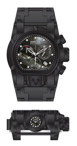 Invicta Men's 26712 Reserve Quartz Chronograph Black Dial Watch