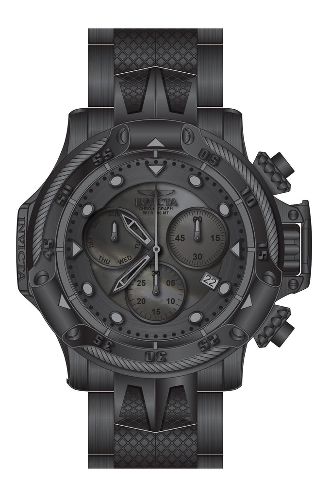 Invicta  Men's 26729 Subaqua Quartz Chronograph Grey Dial Watch