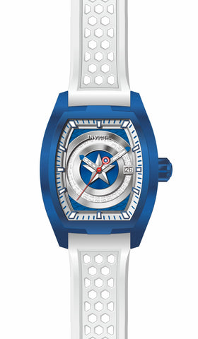 Invicta Men's 26947 Marvel Automatic 3 Hand Blue Dial Watch