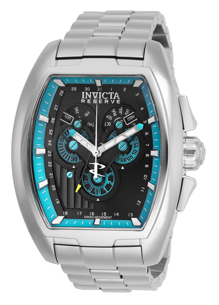 Invicta Men's 27053 Reserve Quartz Chronograph Black Dial Watch