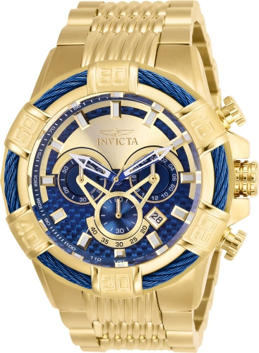 Invicta Men's 27062 Bolt Quartz Multifunction Blue Dial Watch