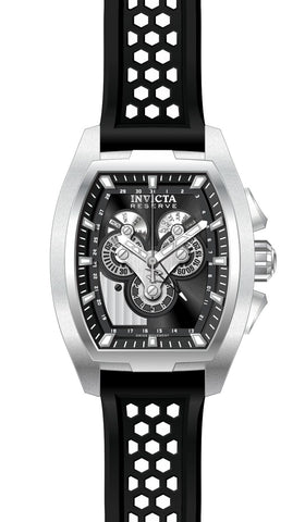 Invicta Men's 27085 Reserve Quartz Multifunction Black Dial Watch