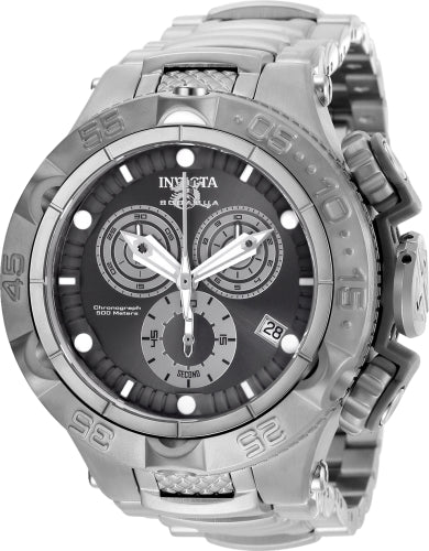 Invicta Men's 27674 Subaqua Quartz Chronograph Gunmetal Dial Watch
