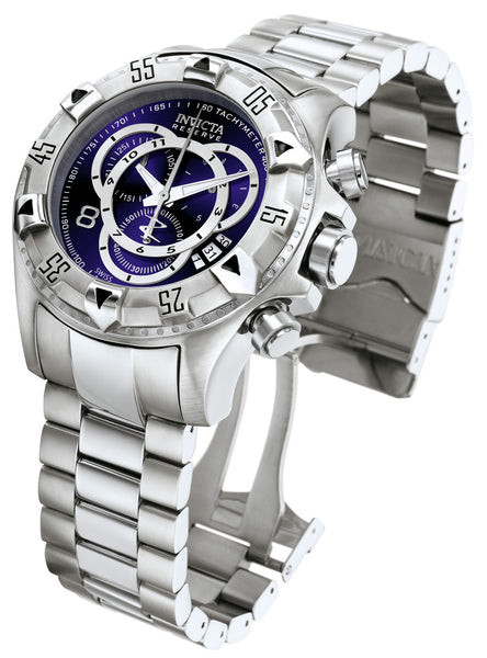 Invicta Men's 5526 Excursion Quartz Chronograph Blue Dial Watch