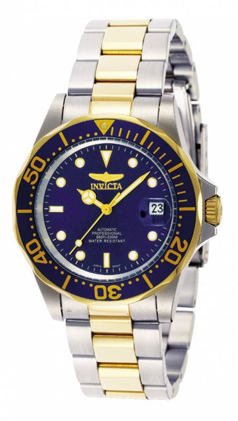 Invicta Men's 8928 Pro Diver Automatic Blue Dial Watch