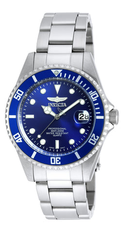 Invicta Men's 9204OB Pro Diver Quartz Blue Dial Watch