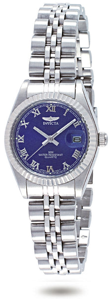 Invicta Women's 9335 Specialty Quartz 3 Hand Blue Dial Watch