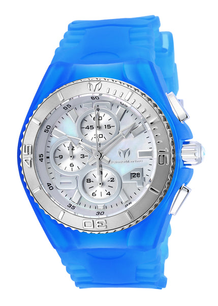 Technomarine Women's TM-115262 Cruise JellyFish Quartz White Dial Watch