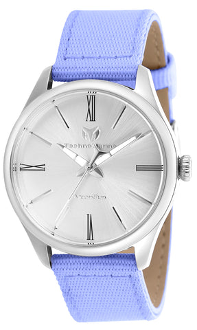 Technomarine Women's TM-117011 MoonSun Quartz Silver Dial Watch