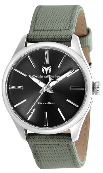 Technomarine Women's TM-117012 MoonSun Quartz BlackDial Watch