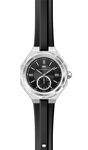 Technomarine Women's TM-118002 Quartz 3 Hand Black Dial Watch