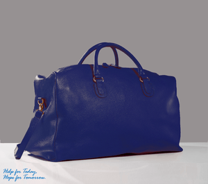 Tyler Leather Weekender - For HDSA
