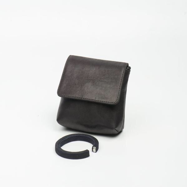 Ally Four Way Leather Wristlet