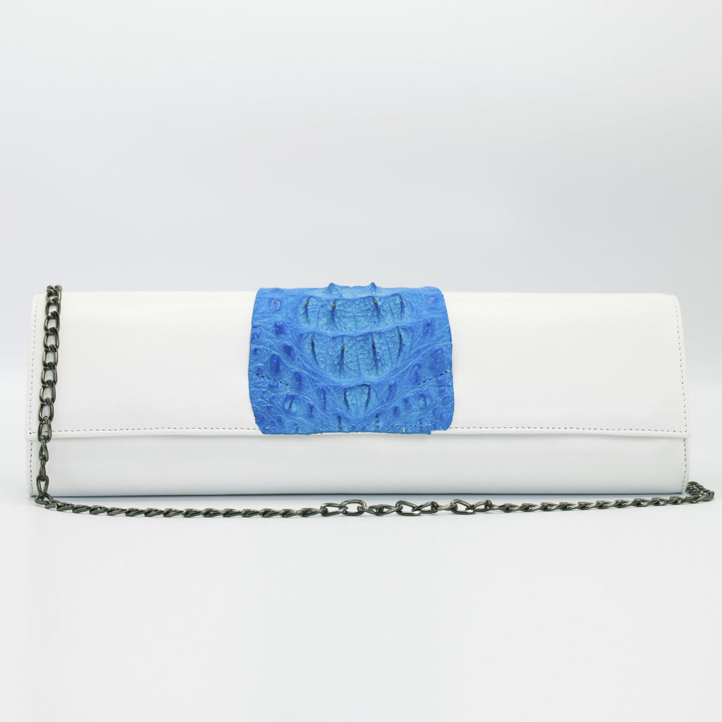 Kate Crocodile Clutch (HDSA)