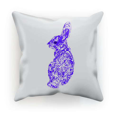 Rabbit's Gaze Cushion