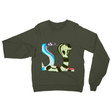 Summer Snakes Heavy Blend Crew Neck Sweatshirt