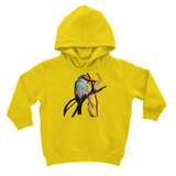 Blue-Breasted Kingfisher Kids Hoodie