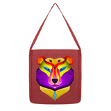 Spring Bear Tote Bag