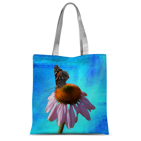 Peaceful Butterfly Tote Bag