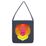Fire Monkey Tote Bag