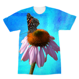 Peaceful Butterfly Sublimation T-Shirt