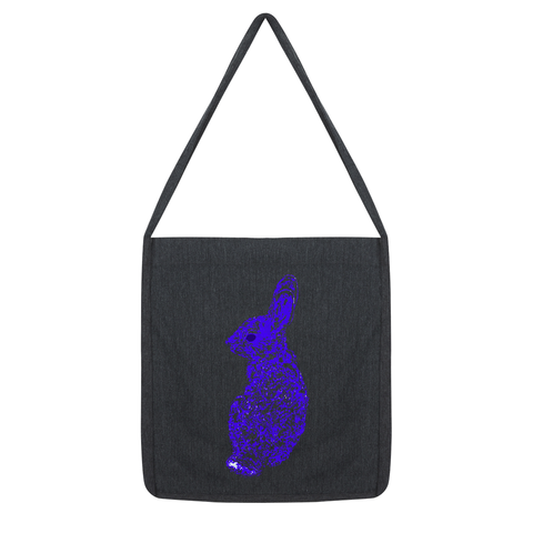 Rabbit's Gaze Tote Bag