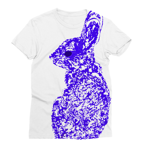 Rabbit's Gaze Sublimation T-Shirt