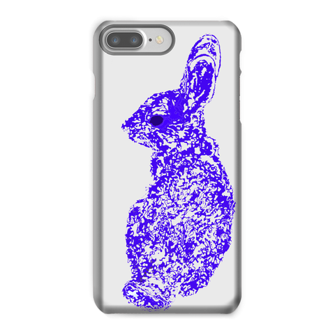 Rabbit's Gaze Phone Case