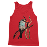 Blue-Breasted Kingfisher Softstyle Tank Top
