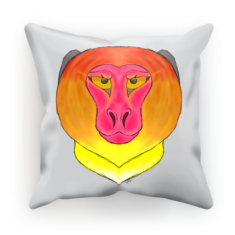 Fire Monkey Cushion