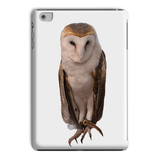 Thoughtful Owl Tablet Case