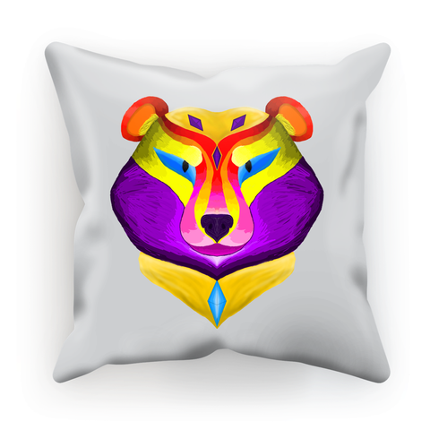Spring Bear Cushion
