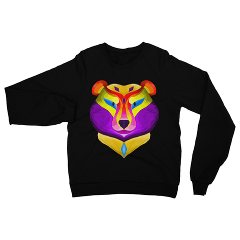 Spring Bear Heavy Blend Crew Neck Sweatshirt