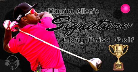 Maurice Allen's Signature Long Drive Golf
