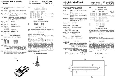 patent technolgy sidog sidoble the