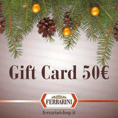GIFT CARD 50,00 €