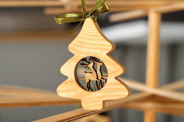 Ecological christmas tree decorations - WildGood