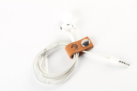 Cable or earbud organizer- set of 3 - WildGood
