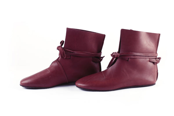 Dark brown boots - WildGood