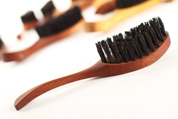 Eco boar bristle hair brush - Perfect - WildGood