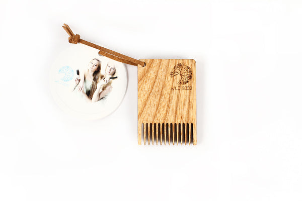 Brush cleaning comb - WildGood
