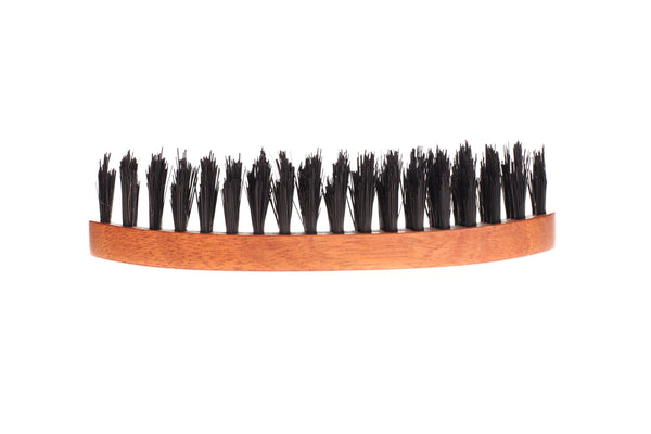 Eco Mens military boar bristle brush Roman Slim - WildGood
