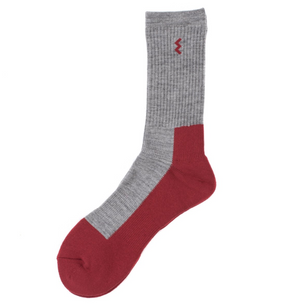 "Iron Heart 8 Inches ""Cushioned"" Socks"