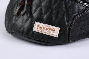 The Flat Head Horsebutt Shoulder Bags